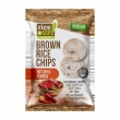 Rice chips hot chili pepper 60 gr