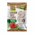 Rice chips paprika 60 gr